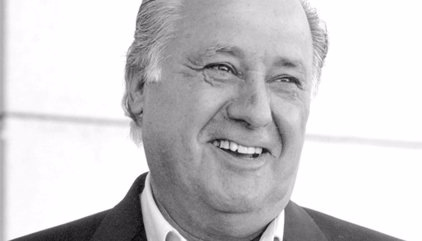 Amancio Ortega se embolsa 554 millones por dividendo de Inditex