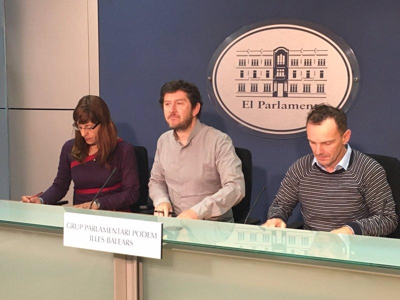 Jarabo pide a los socialistas que voten a Podemos porque son la única fuerza 'con capacidad para ganar al PP'