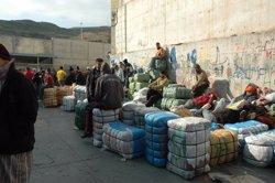 Una cèl·lula terrorista desarticulada a Nador (Marroc) planejava atemptats a Melilla i Ceuta (EUROPA PRESS)