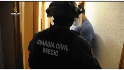 Detenidas en Madrid cuatro personas acusadas de adoctrinamiento y captación yihadista