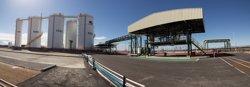 Vopak Terquimsa inverteix 7,5 milions a ampliar el terminal al Port de Tarragona (MIGUEL MORCILLO BORONAT/VOPAK TERQUIMSA)