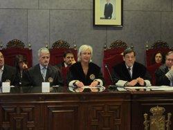 Podem apostarà per persones de prestigi de la societat civil per designar candidat després de la renúncia de Biurrun (EUROPA PRESS)
