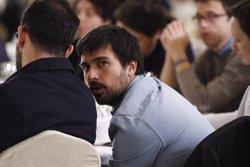Espinar vol que Errejón sigui el número tres per Madrid (EUROPA PRESS)