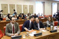 El PSOE posa en marxa el seu Comitè Electoral, coordinat per Luena (EUROPA PRESS)