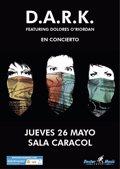 El nuevo grupo de Dolores O'Riordan y Andy Rourke pospone su concierto en Madrid