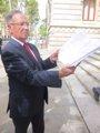 El juez del 9N aparta a Manos Limpias de la dirección de la acusación popular