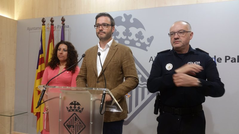 Palma contará con 136 agentes de Policía para cubrir la temporada veraniega