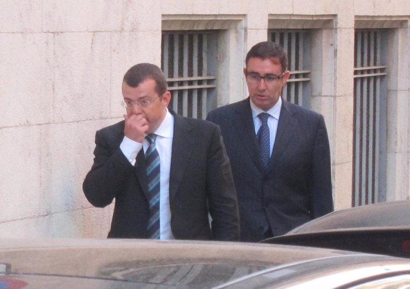 Torres pide la expulsión 'inmediata' de Manos Limpias si no se confirma la 'bondad' de su personación