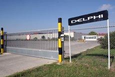 La plantilla de Delphi ratifica un acord per tancar la planta de Sant Cugat (EUROPA PRESS)
