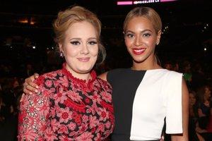 "Adele le hace la pelota a Beyoncé: ""¡Gracias Dios, por Beyoncé!"""