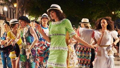 Cuba se viste de Chanel