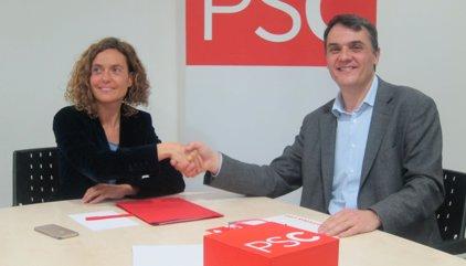 Batet serà la candidata del PSC després d'un pacte amb Martí que evita les primàries
