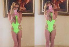 Britney Spears presume de tipazo (de nuevo) en Instagram