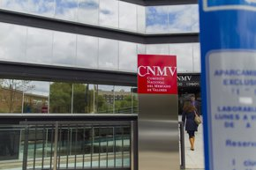 Foto: La CNMV limita las comisiones por traspasos de valores (EUROPA PRESS)
