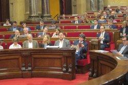 JxSí s'obre que els consellers del CAC i la CCMA s'esculli per majoria de dos terços (EUROPA PRESS)