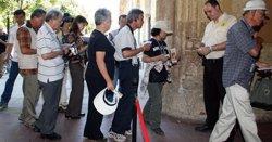 La despesa dels turistes estrangers a Espanya augmenta un 7,4% el primer trimestre (EUROPA PRESS)