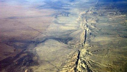 """La falla de San Andrés """"lista"""" para un gran terremoto"""