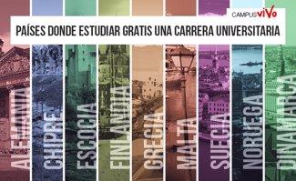 Países donde estudiar gratis una carrera universitaria (EUROPA PRESS)