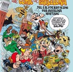 El 34 Saló del Còmic obre les portes a