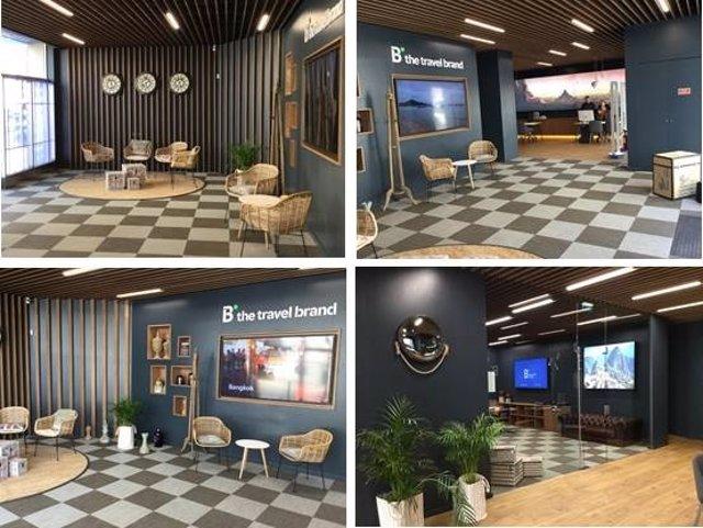 B the travel brand aterriza en portugal con una primera for Oficina barcelo viajes