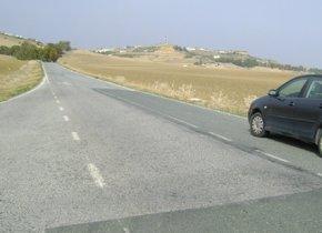 Foto: Las carreteras españolas acumulan un déficit de conservación de 6.600 millones de euros (EUROPA PRESS/AYUNTAMIENTO DE CARMONA)