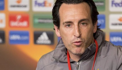 """Emery: """"Queremos ganar el doblete"""""""