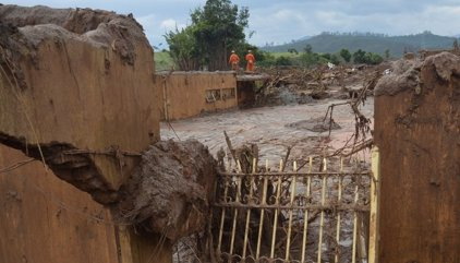Un juez ratifica el acuerdo de Samarco con Brasil por el colapso de una represa