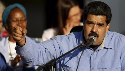 Maduro carga nuevamente contra la OEA y resalta el papel de UNASUR