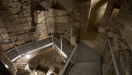 Descobreixen cases romanes sota la Catedral de València en les obres d'ampliació del seu Museu