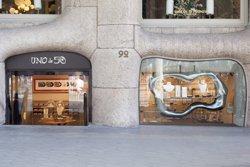 UNOde50 obre una 'flagship store' a La Pedrera de Barcelona (UNODE50)