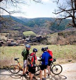 Girona tindrà 143 quilòmetres de vies verdes i sis rutes més en bicicleta (EUROPA PRESS)