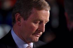 Kenny aconsegueix la reelecció com a primer ministre d'Irlanda (CLODAGH KILCOYNE / REUTERS)