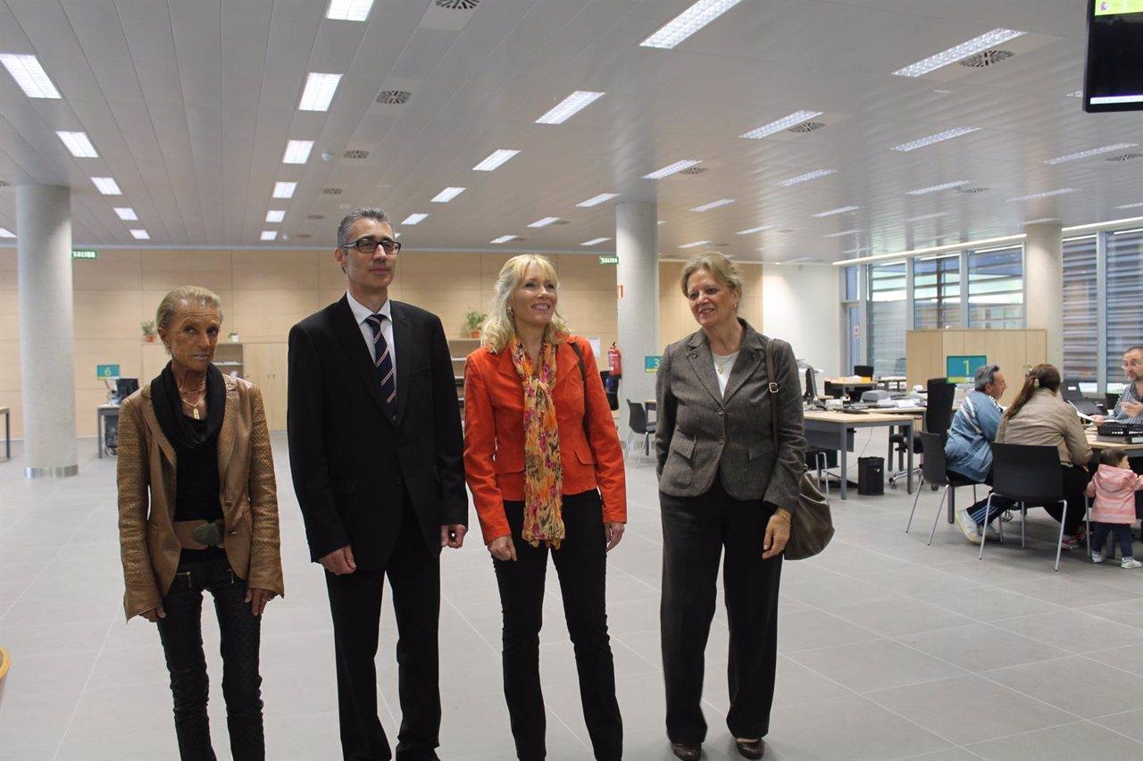 la seguridad social estrena las oficinas en lleida tras On oficinas inss madrid