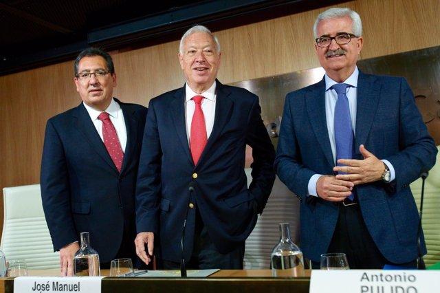 Margallo destaca que la prioridad m xima de la pol tica for Politica exterior de espana