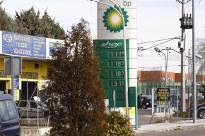 Foto: El litro de gasóleo sube por cuarta semana y marca máximos en lo que va de año (EUROPA PRESS)