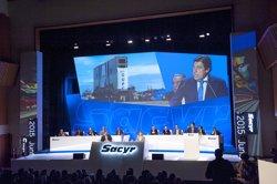 Sacyr pagará dividendo mediante 'scrip dividend'