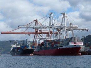 Foto: El comercio marítimo español crece un 4,1% en 2015, hasta los 338,3 millones de toneladas (PUERTO DE VIGO)