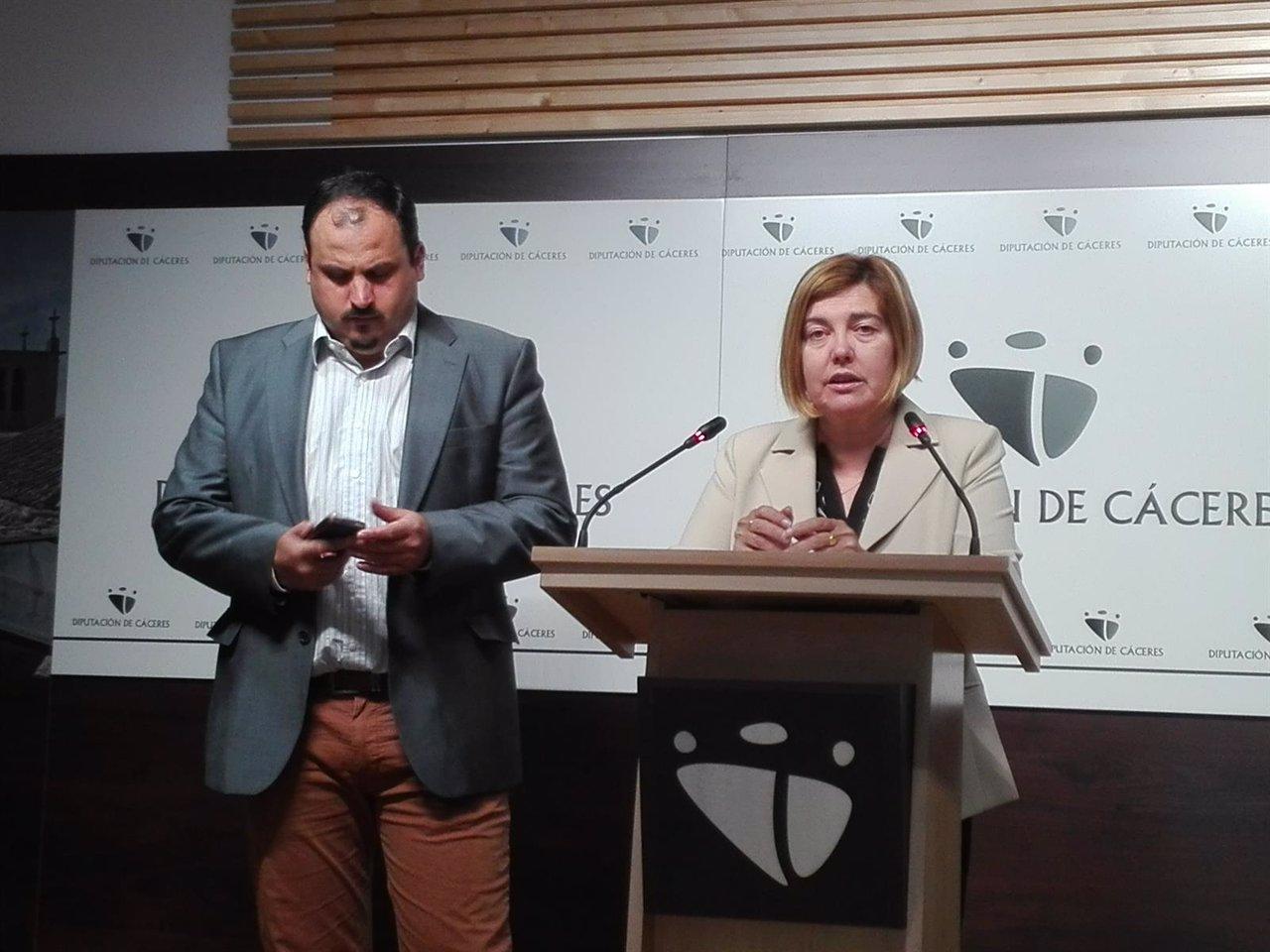 www diputacion de caceres es: