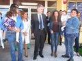 Realizan el primer trasplante hepático infantil en España de un adulto vivo a un bebé por laparoscopia