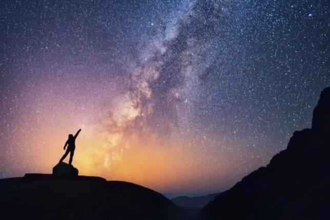 Mirando al Universo