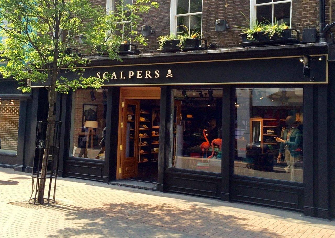 Scalpers desembarca en londres con su primera tienda - Scalpers madrid ...