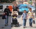 La familia de Osman inicia los trámites para solicitar asilo y protección internacional