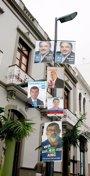 Foto: Ayuntamiento de Los Realejos (Tenerife) prohíbe publicidad electoral en las farolas y aboga por reciclar pancartas