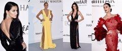 Todos los looks de la Gala amfAR en Cannes: de Irina Shayk a Adriana Lima pasando por Bella Hadid