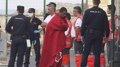 Dos detenidos en Almería acusados de patronear una patera con 12 argelinos