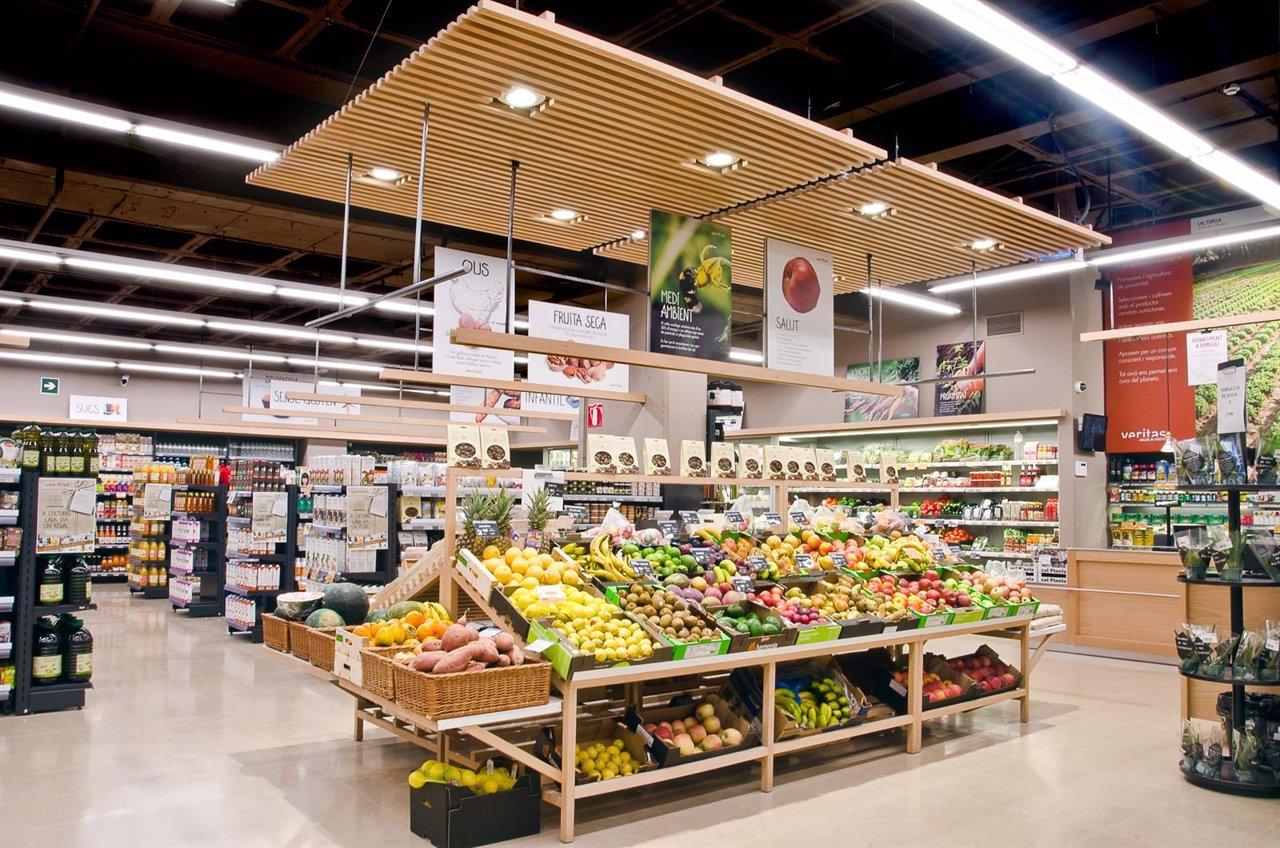 Veritas inaugura un supermercado ecol gico de 300m2 en bilbao - Tiendas de muebles en badalona ...