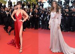¿Quién lleva mejor la tendencia lencera: Bella Hadid, Kim...