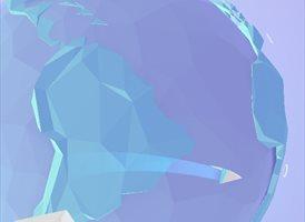 Recorre el mundo con un avión de papel sin soltar el móvil