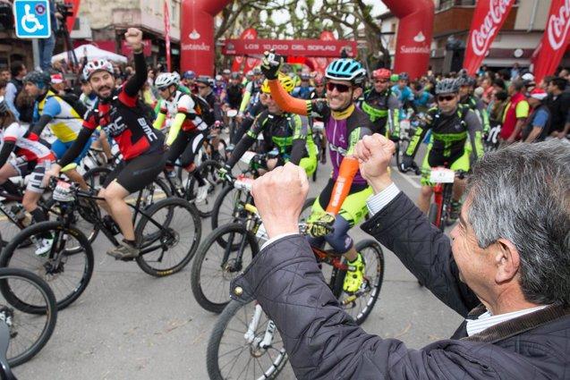 Foto: 'Los 10.000 del Soplao' supera los 10.000 participantes  (GOBIERNO)