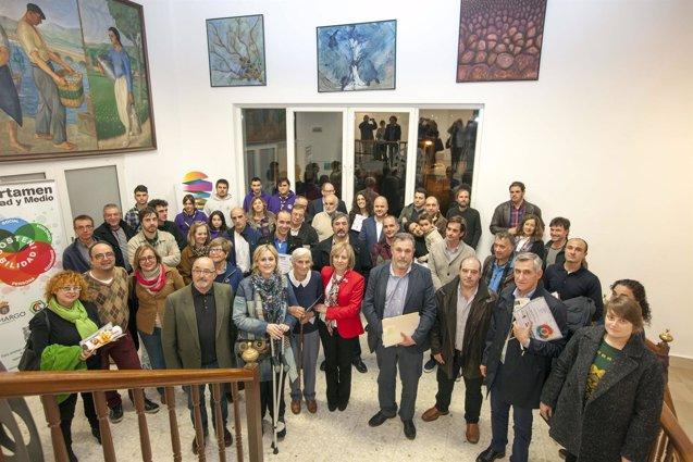 Foto: Camargo pone en marcha el XXI Certamen Humanidad y Medio (AYUNTAMIENTO)